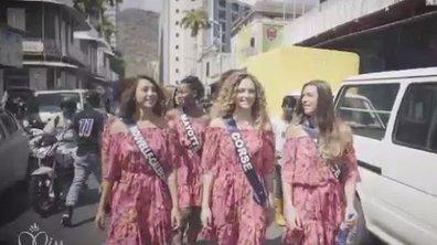 Les Miss à la conquête de la culture locale mauricienne