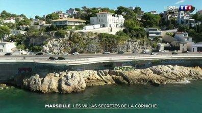 Visite privée des villas secrètes de Marseille