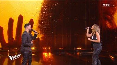 """The Voice 2020 - Vitaa & Slimane chantent """"Pas beaux"""" (Finale)"""