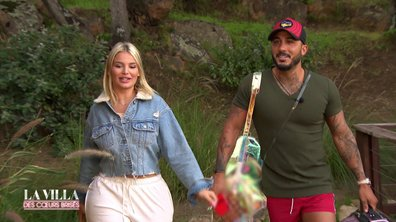 Vivian et Eva quittent la villa en secret dans l'épisode 65