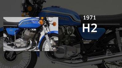 Kawasaki Ninja H2 2015 : sixième teaser officiel pour la nouvelle sportive