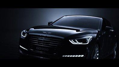 Genesis G90 2016 : présentation officielle du premium Hyundai