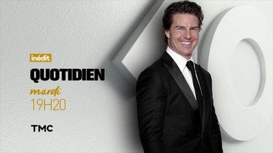 """Tom Cruise dans Quotidien : """"La Momie"""" est de retour, lui aussi !"""