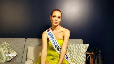 Qoulisses avec Maëva Coucke, Miss France 2018 !