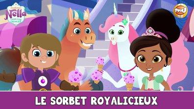 Nella princesse chevalier - Le sorbet royalicieux - Extrait