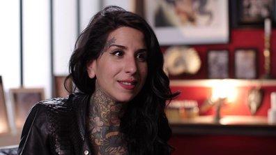Tattoo Cover : EXCLU - Amy Mymouse : « Mon premier tatouage, un pari perdu »
