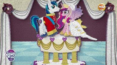 My Little Pony, les amies c'est magique - Webépisode 1 - Le mariage royal