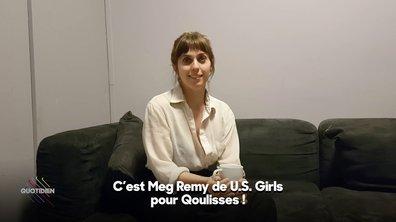 Qoulisses avec U.S. Girls !