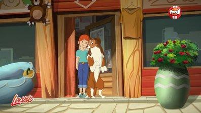 Les premières images de la saison 2 de Lassie