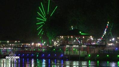 Mossoul : un parc d'attraction, 1 an après Daech (Exclu web)
