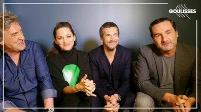 Qoulisses avec Guillaume Canet, Marion Cotillard, François Cluzet et Gilles Lellouche !