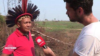 Amazonie : « Si un jour il n'y a plus d'Indiens, il n'y aura plus de forêt vivante, plus d'air pur »