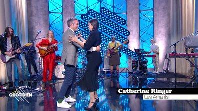 """Catherine Ringer : """"Les amants"""" en live pour Quotidien (exclu web)"""