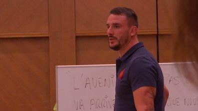 """XV de France : Louis Picamoles : """"Vous avez un talent de malade"""""""