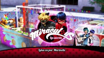 Miraculous Les secrets - EP31 - Luka vu par Marinette