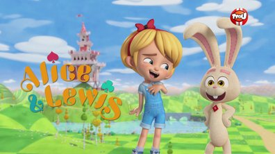 Alice et Lewis - À la découverte du Pays des Merveilles