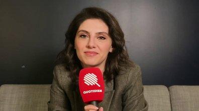 Qoulisses : l'interview BLA-BLA Français de Marina Rollman