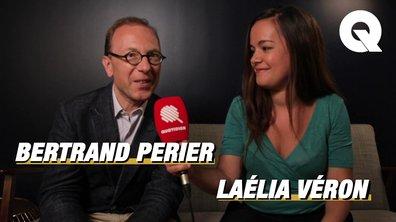 Qoulisses : l'interview MOTS de Laélia Véron et Bertrand Périer