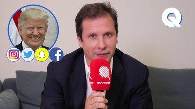 """Qoulisses : l'interview """"A L'AMERICAINE"""" du journaliste Guillaume Debré"""