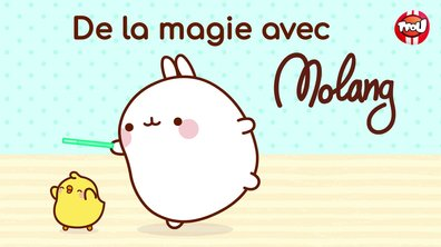 Molang - Compilation de la Magie - My Best Friend