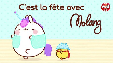 Molang - Compilation c'est la fête - My Best Friend