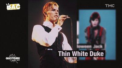 La BAC : la biographie indispensable de David Bowie