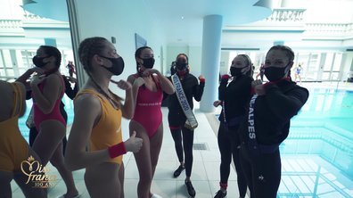 Les Olympiades des 29 Miss (en vidéo) - Miss France 2021