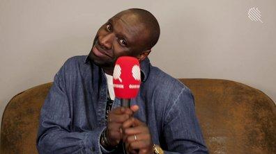 "L'interview Qoulisses ""Ni oui ni non"" avec Omar Sy !"