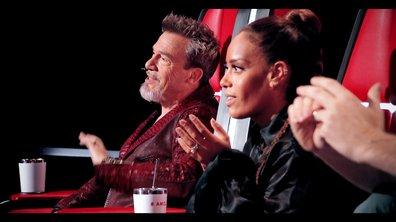 THE VOICE 2021 - Qui sont les talents de la septième soirée des auditions à l'aveugle ?