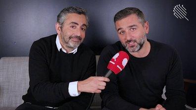 Qoulisses avec Eric Toledano et Olivier Nakache