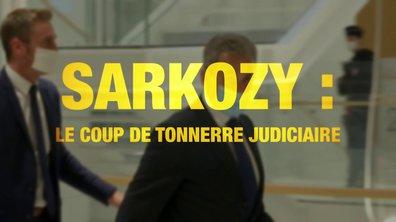 Quotidien ++ : Sarkozy, le coup de tonnerre judiciaire