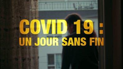 Quotidien ++ : Covid 19, un jour sans fin