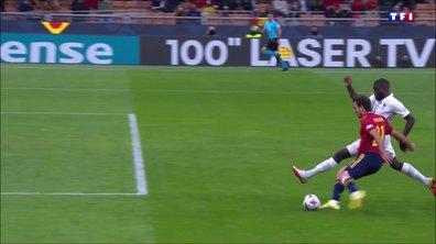 Espagne - France (1-0) : Le but de Mikel Oyarzabal