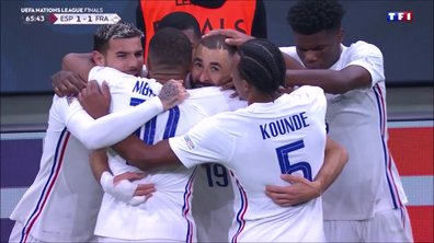 Espagne - France (1-2) : Les 3 minutes qui ont fait basculer le match