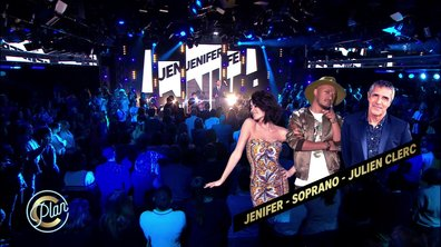 Blind test avec Jenifer, Julien Clerc et Soprano : le replay