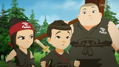 La voie du vrai Ninja - Mini Ninjas