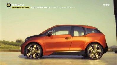 La voiture électrique est-elle vraiment propre ?