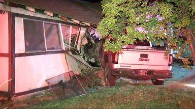 Insolite : Une voiture s'écrase dans sa maison… pour la 19ème fois !