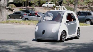 Voiture autonome Google : les premiers prototypes roulent déjà