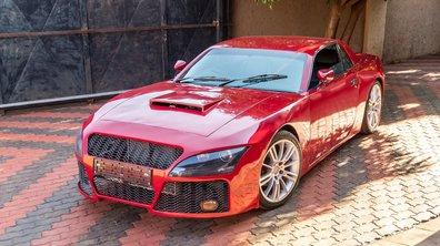 Insolite : il construit la voiture de sport de ses rêves dans son garage !