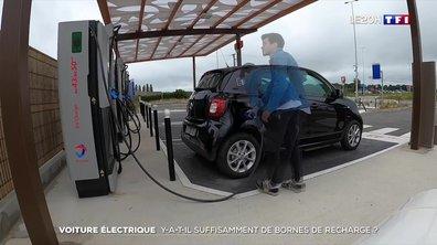 Voiture électrique : y a-t-il suffisamment de bornes de recharge ?