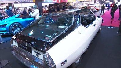 Voitures anciennes : les plus belles à découvrir au Salon Rétromobile