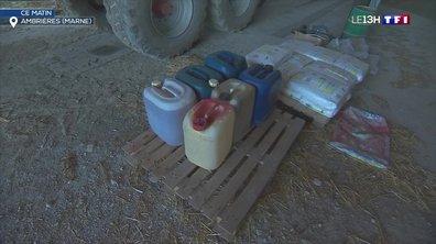 Vol de carburant : un agriculteur placé en détention provisoire pour avoir blessé un cambrioleur