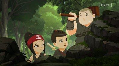 Mini Ninjas - S02 E07 - Le vol de Tengu