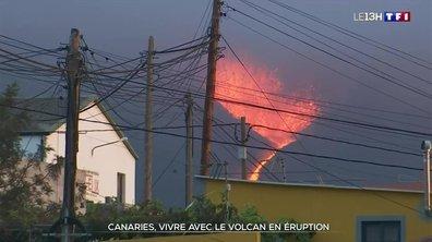 Volcan aux Canaries : comment les habitants vivent sous la menace