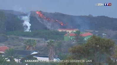 Volcan aux Canaries : le cauchemar des habitants se poursuit