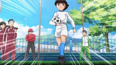 Captain Tsubasa - S01 E02 - Il vole !