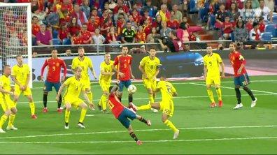 Espagne - Suède (0 - 0) : Voir la formidable volée d'Isco à la Zidane en vidéo