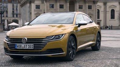 Volkswagen Arteon fait ses premiers pas à Berlin