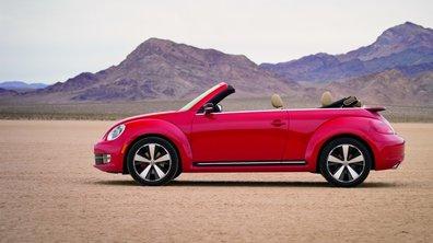 Essai Vidéo : Volkswagen Coccinelle Cabriolet, le retour !